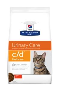 PD Feline cd strees