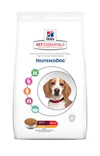 Canine Adult Neutered Dog 1+ medium